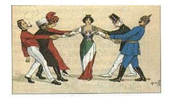 LA LETTERATURA ITALIANA E LA GRANDE GUERRA