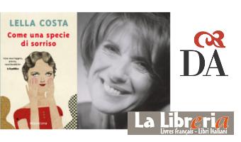 Rencontre/dédicaces avec Lella COSTA