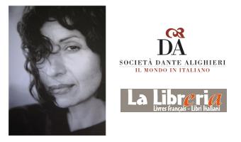 LAURA MINNELLI - Lecture de ses poésies
