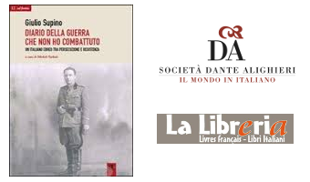 Giulio Supino - DIARIO DELLA GUERRA CHE NON HO COMBATTUTO