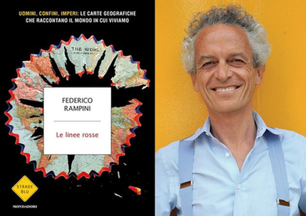 Federico Rampini. Le linee rosse @ Consulat Général d'Italie à Paris | Paris | Île-de-France | France