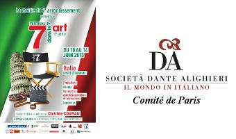 L'Italie au Festival le 7e art dans le 7e