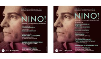 NINO! Hommage à Nino Manfredi