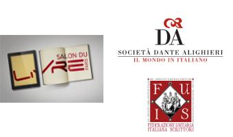 SALON DU LIVRE - Auteurs italiens avec la F.U.I.S.
