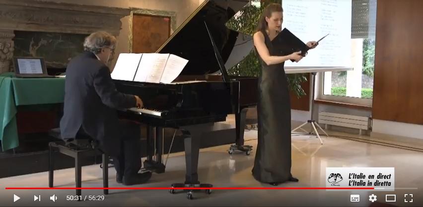 Claude Debussy et l'Italie