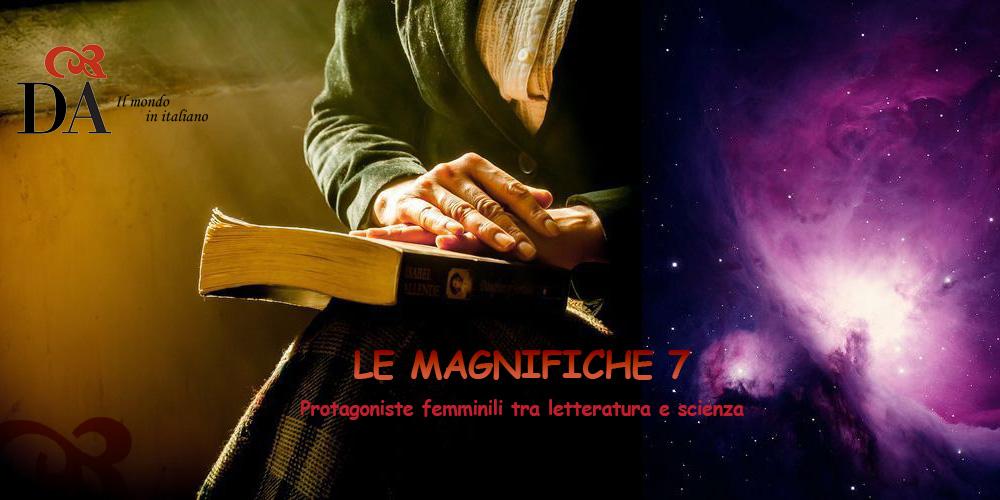 LE MAGNIFICHE 7 @ Skype/Zoom