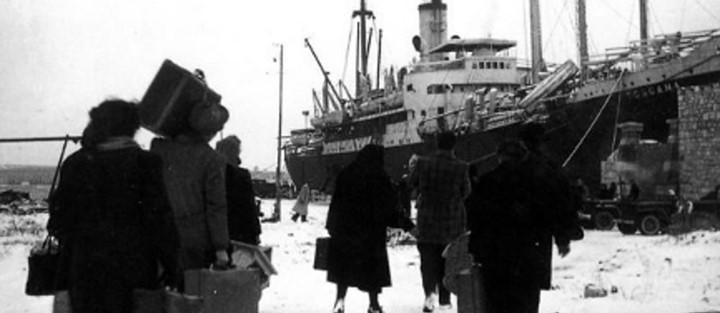 Le Jour de la Mémoire Italienne (10 Février)  et les tragédies dans les territoires orientaux  à la fin de la Deuxième Guerre Mondiale @ Maison de l'Italie - Cité Universitaire de Paris