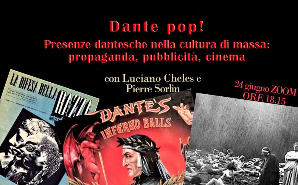 Dante pop! Presenze dantesche nella cultura di massa